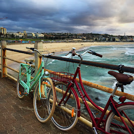 Bondi Beach  by Angela Taya - Novices Only Objects & Still Life