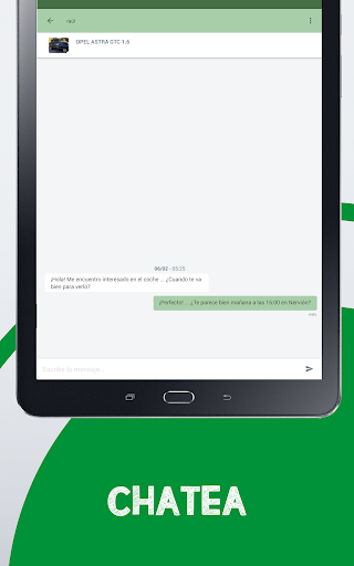 milanuncios: anuncios gratis para comprar y vender screenshot 10