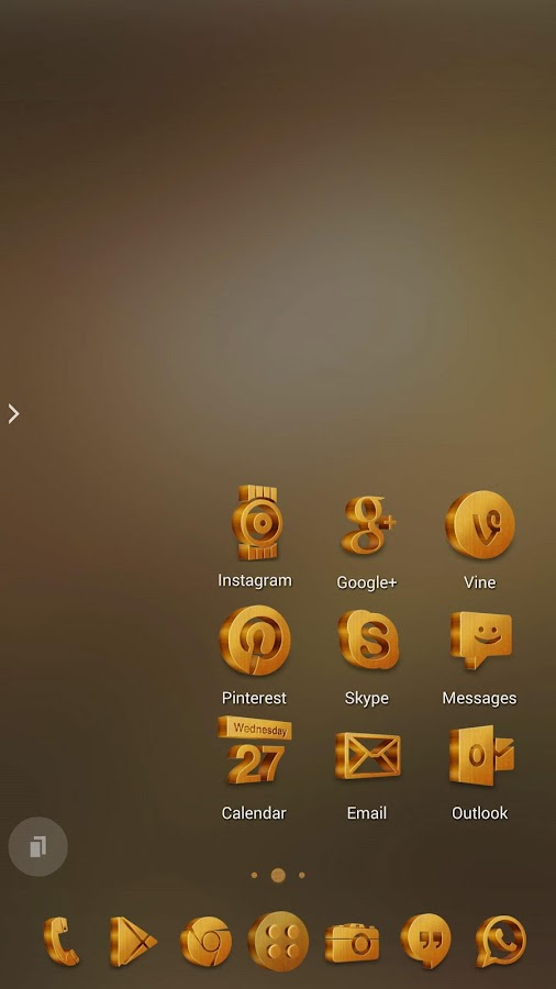Grove Multilauncher Icon Pack Screenshot 2