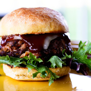 Beef Pork Burgers Recipes