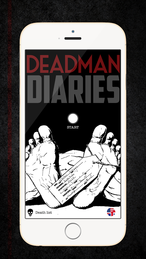 Deadman Diaries Screenshot