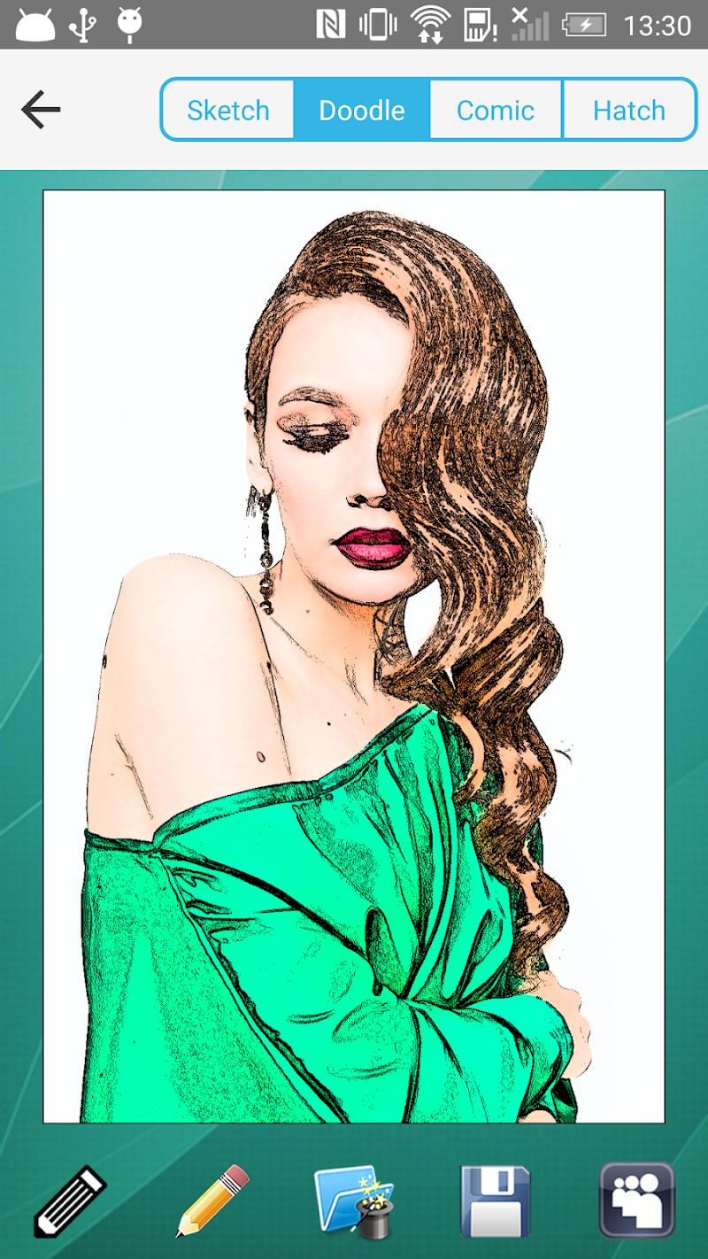 Pencil Sketch Ad-Free Screenshot 3