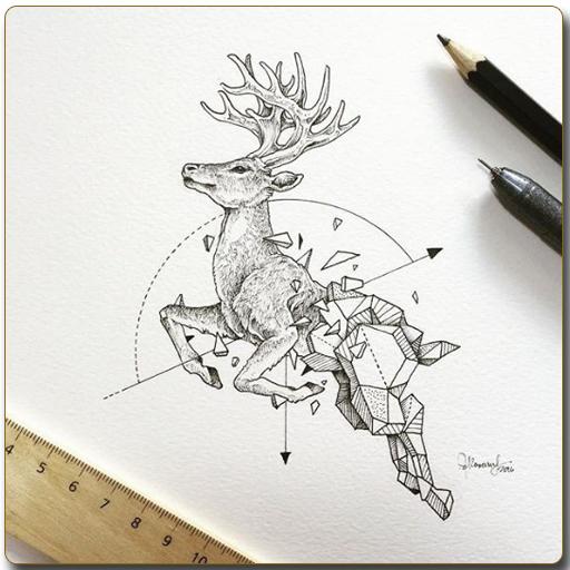 Creative Art Drawing Ideas (app)