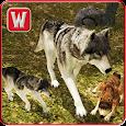 Wild Wolf Adventure Simulator