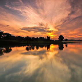 Double image by Tim Teo - Landscapes Waterscapes