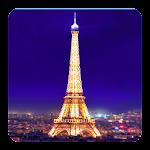 Paris Live Wallpaper Icon