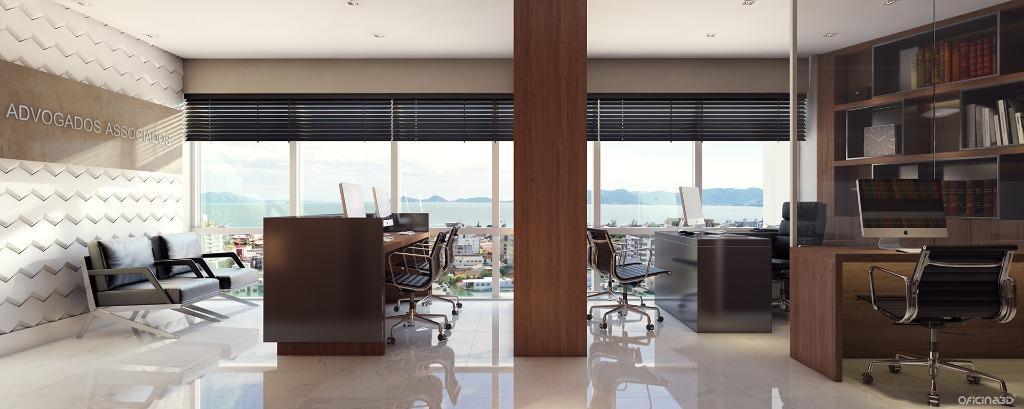 Sala Comercial Florianópolis Estreito 2136949