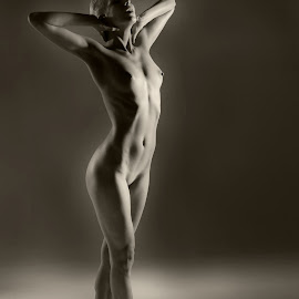 danisa by Levy Avner - Nudes & Boudoir Artistic Nude ( studio, model, nude, light )