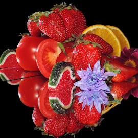 fruits,candys,vegetables and flower by LADOCKi Elvira - Food & Drink Fruits & Vegetables ( candys, fruits )