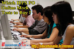Which IBPS PO Online Mock Tests to Buy?