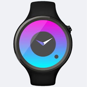 Shiny Gradients Watch Face