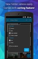 Screenshot of Video Locker Pro