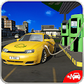 Game Electric Car Taxi Driver 3D APK for Kindle