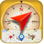 Compass Map APK for Bluestacks
