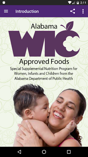 Alabama WIC Program APK