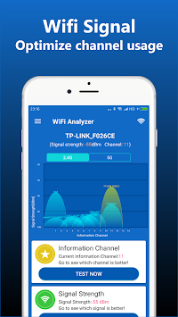 WiFi Analyzer - Network Analyzer APK screenshot thumbnail 8