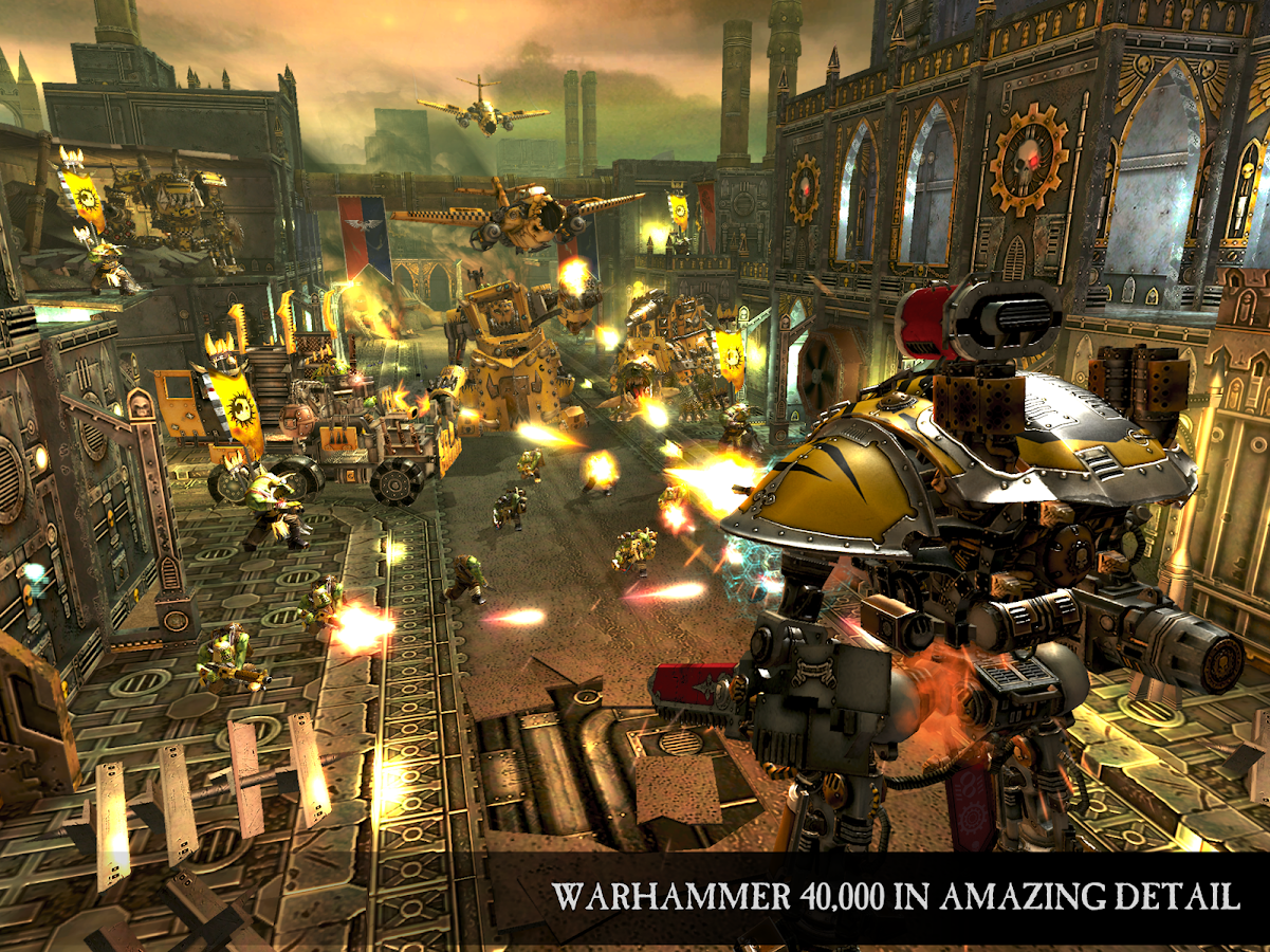 Warhammer 40,000: Freeblade Screenshot 18