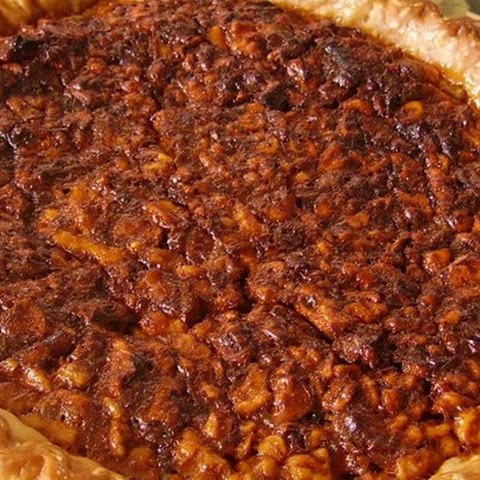 English Walnut Pie