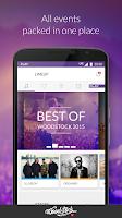 Screenshot of Woodstock Festival Poland 2015