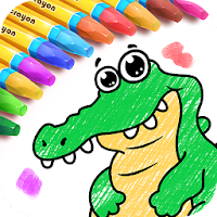 Color Book - Jungle Adventure For PC (Windows And Mac)