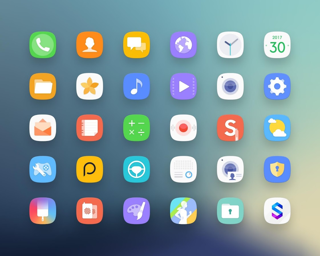 Grace UX - Icon Pack Screenshot 9