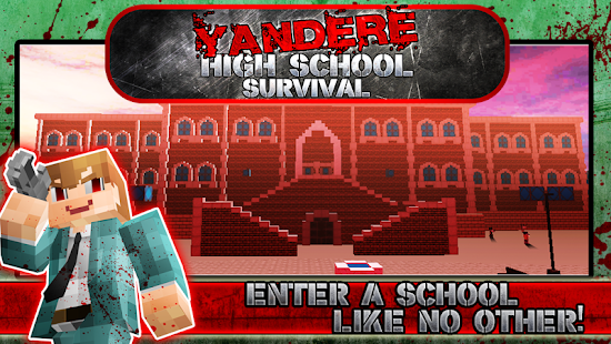 Zombie High School Survival - screenshot