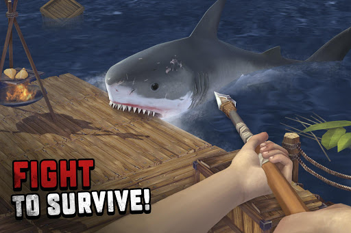 Ocean Nomad: Raft Survival For PC