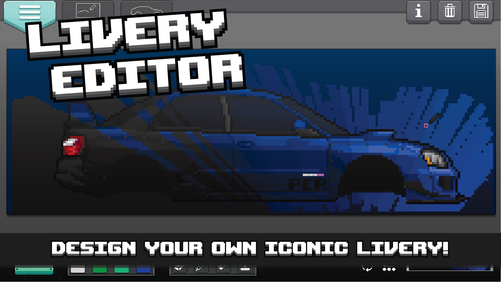 Pixel Car Racer Screenshot 4