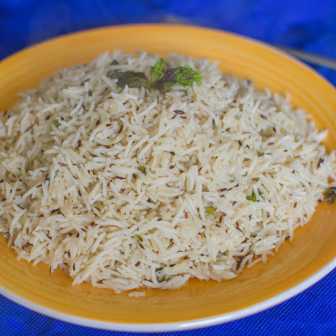 Jeera Rice / Indian Cumin Rice