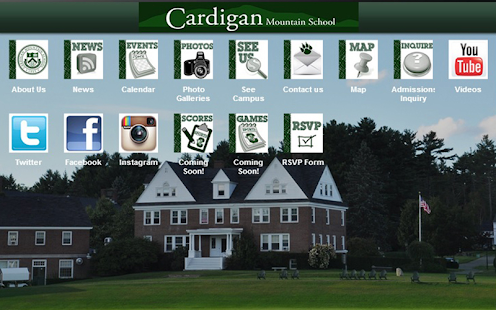 Cardigan Mountain School - screenshot