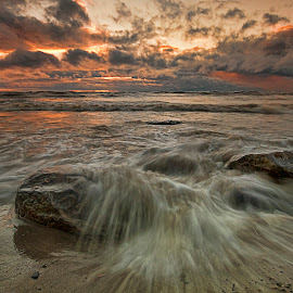 Meh by Carl Chalupa - Landscapes Waterscapes ( water, meh, your going to get wet )