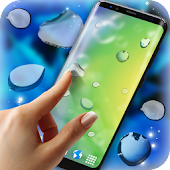 Download Rain Drops Magic Touch on Screen APK for Laptop