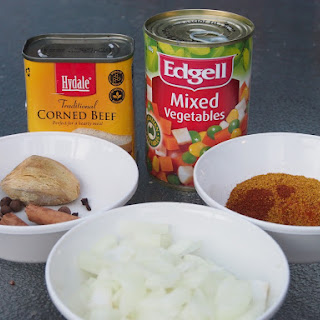 Corned Beef Curry Recipes