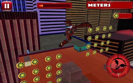 Rise of the Iron Bat screenshot 5