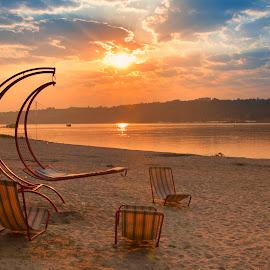 Rest by Maja Tomic - Landscapes Beaches ( sunrise, beach )