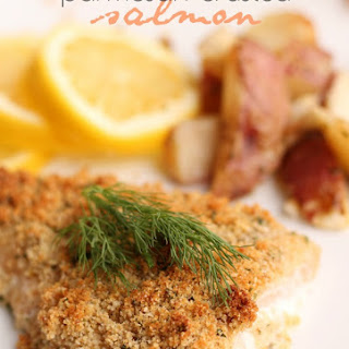 Parmesan Crusted Salmon Recipes