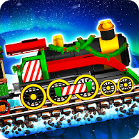 Christmas Games: Santa Train Simulator For PC Free Download (Windows/Mac)