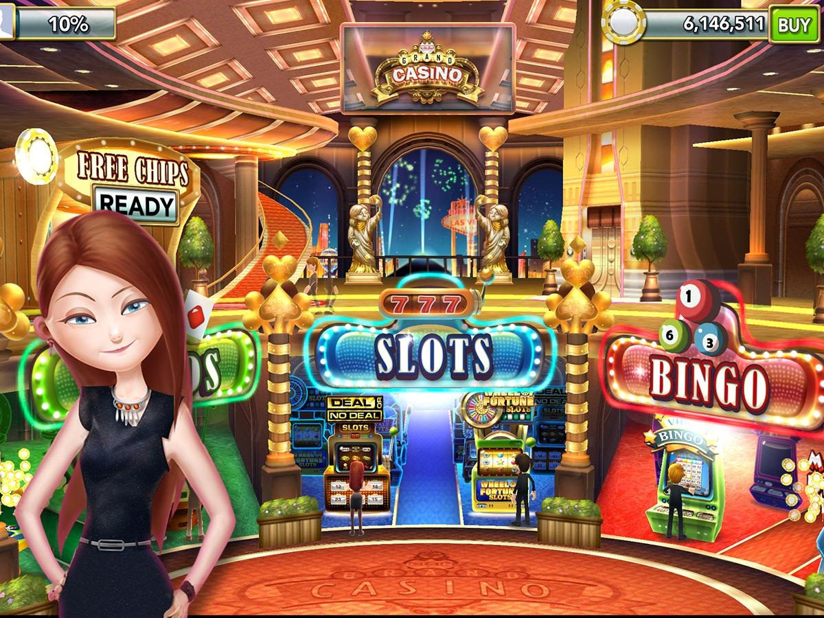 GSN Grand Casino - FREE Slots Screenshot 17