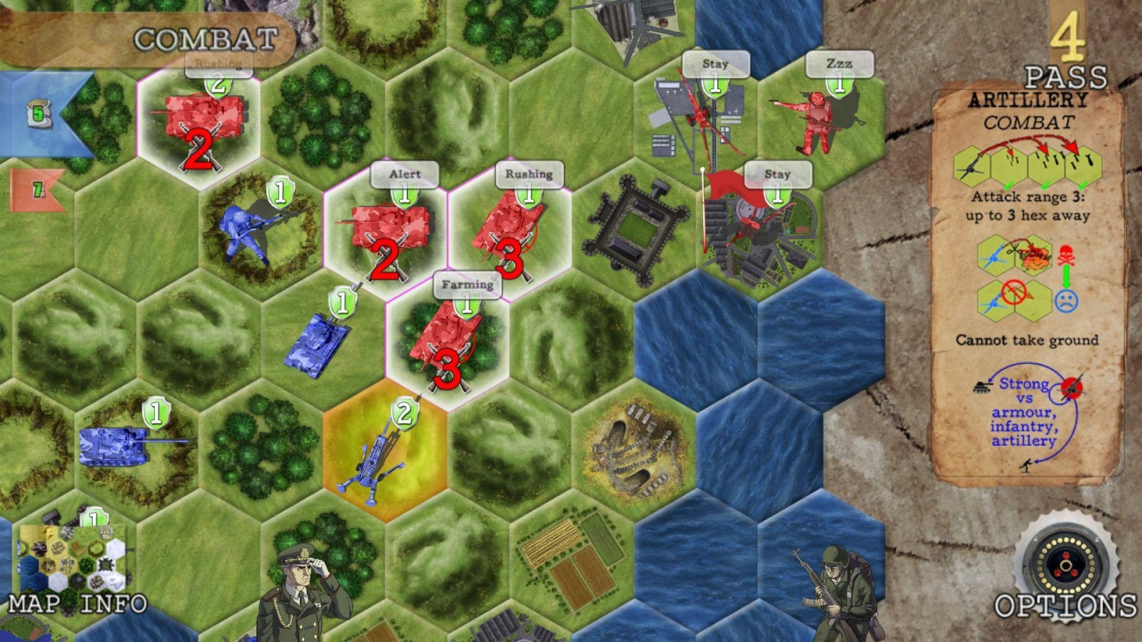 Retaliation Enemy Mine Screenshot 4