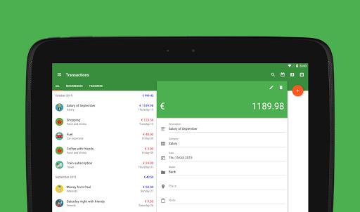 MoneyWallet - Expense Manager - screenshot