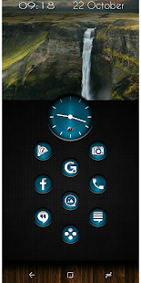 Jaron XW Türkis Icon Packung android apps download