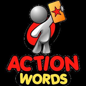 Aktionswörter: 3D animierte Flashkarten android apps download