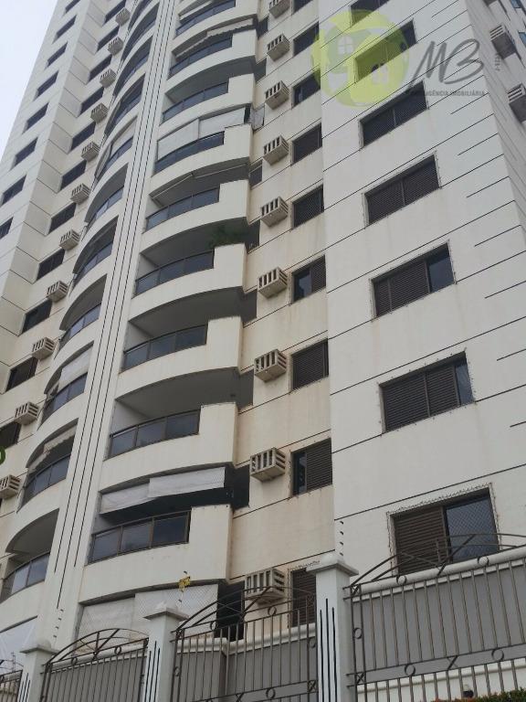 Apartamento residencial para locação, Bosque da Saúde II, Cu