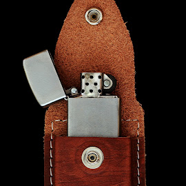 Zippo Minimal I  by Abbey Gatto - Artistic Objects Other Objects