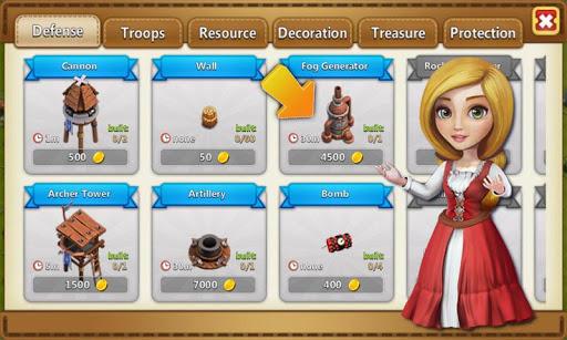 War of Empires - The Mist screenshot 9