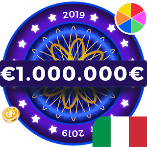 Milionario 2019 - Italiano Trivia Quiz Gratis For PC / Windows 7/8/10 / Mac – Free Download