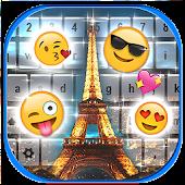 App Paris Night Keyboard Themes APK for Windows Phone