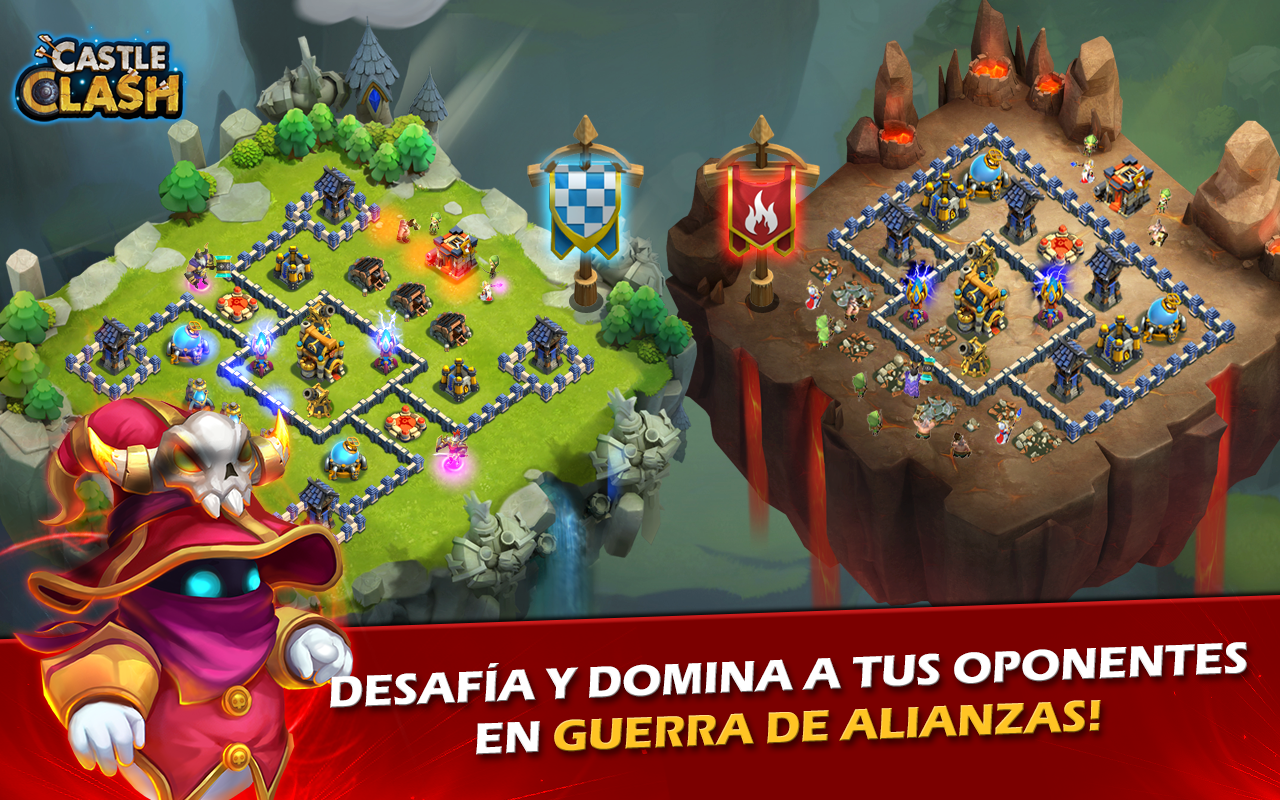 Castle Clash: Era de Leyendas Screenshot 11