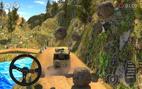 7 Army Truck Driver : Offroad App screenshot