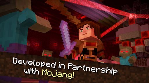 Minecraft: Story Mode screenshot 7